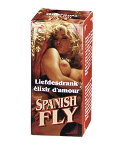 Afrodisiac Spanish Fly Red