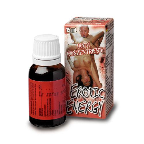 Erotic Energy ambalaj