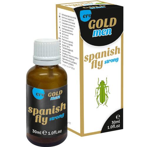 Gold Men Spanish Fly Strong