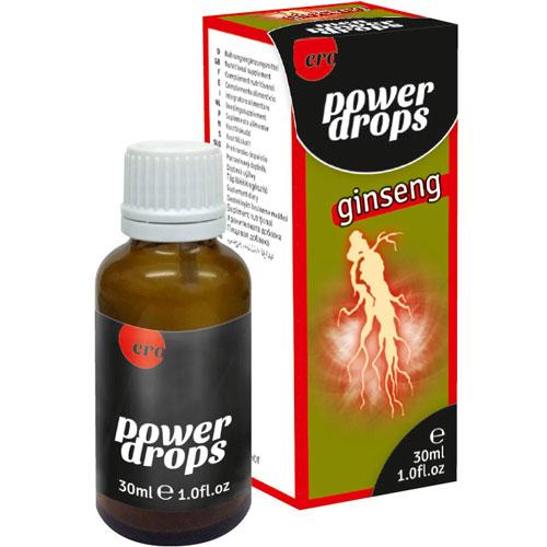 Power Drops Ginseng