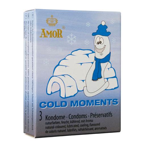 Prezervative Cold Moments ambalaj