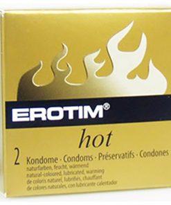 Prezervative Erotim Hot ambalaj