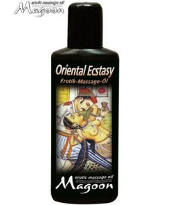 Ulei Masaj Oriental Ecstasy ambalaj