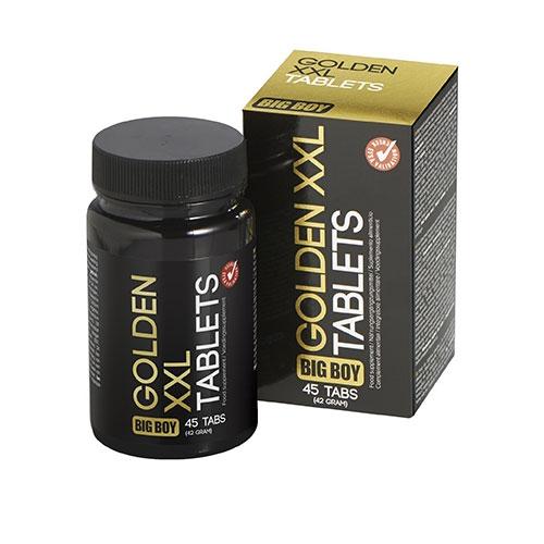 Pastilele Pentru Marirea Penisului Golden XXL Tablets suplimente golden xxl tablets