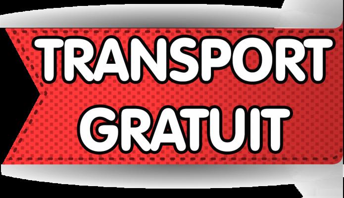 Transport gratuit pentru comenzile mai mari de 200 RON