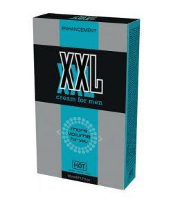 Crema pentru marirea penisului HOT enhancement XXL ambalaj