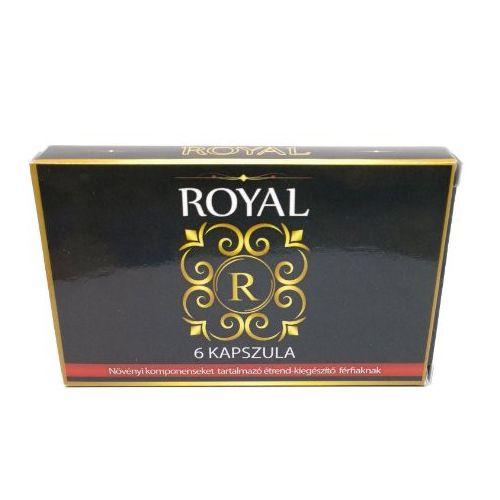 Capsule supliment natural pentru erectie Royal Herbal