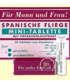 Mini Tablete Afrodisiace Spanische Fliege