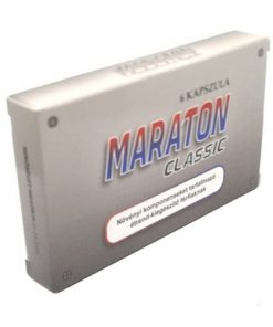 Capsule pentru cresterea potentei Maraton Clasic