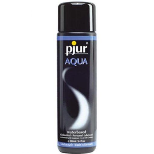 Pjur Aqua lubrifiant pe bază de apă 100 ml