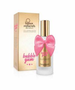 Ulei masaj & Gel Intim Bubblegum