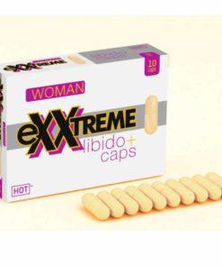 Capsule ExXtreme Libido+ 10 capsule